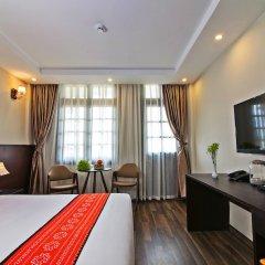 Отель Hoang Ha Sapa Hotel Вьетнам, Шапа - отзывы, цены и фото номеров - забронировать отель Hoang Ha Sapa Hotel онлайн комната для гостей фото 5