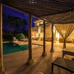 Отель Hacienda B-03 бассейн