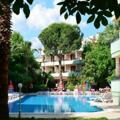 Отель Club Palm Garden Keskin Мармарис бассейн фото 2