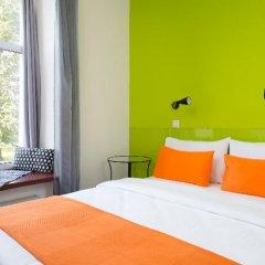 Гостиница Станция Z12 3* Стандартный номер с двуспальной кроватью фото 16
