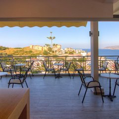Отель Aparthotel Athina Греция, Милопотамос - отзывы, цены и фото номеров - забронировать отель Aparthotel Athina онлайн балкон