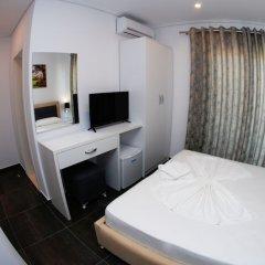 Отель Piazza Албания, Ксамил - отзывы, цены и фото номеров - забронировать отель Piazza онлайн комната для гостей фото 3