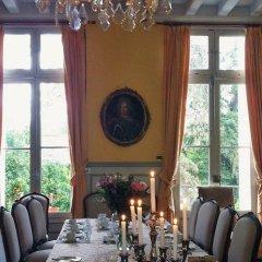 Отель Château De Beaulieu Сомюр помещение для мероприятий фото 2
