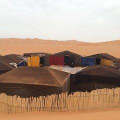 Отель Kasbah Panorama Марокко, Мерзуга - отзывы, цены и фото номеров - забронировать отель Kasbah Panorama онлайн приотельная территория