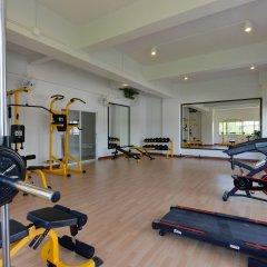 Отель Ruenthip Residence Pattaya фитнесс-зал фото 3