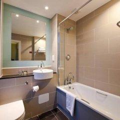 Отель Leonardo Boutique Hotel Edinburgh City Великобритания, Эдинбург - отзывы, цены и фото номеров - забронировать отель Leonardo Boutique Hotel Edinburgh City онлайн ванная фото 2