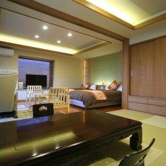 Отель Asagirinomieru Yado Yufuin Hanayoshi Хидзи сауна
