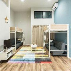 Отель Trip Pod Chiyo B Фукуока комната для гостей фото 2