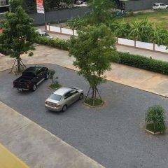 Отель T Sleep Place парковка