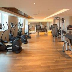 Отель Swiss Grand Xiamen фитнесс-зал фото 4