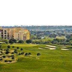 Отель Tivoli The Residences At Victoria Clube De Golfe Пешао спортивное сооружение