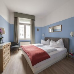 Отель Mondial Appartement Вена комната для гостей фото 5
