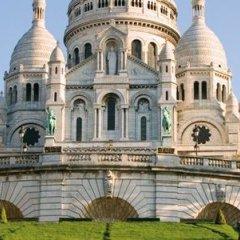 Отель Holiday Inn Paris Montmartre Париж приотельная территория фото 2