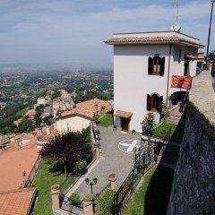 Отель Villa dei Fantasmi Рокка-ди-Папа фото 3