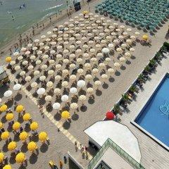 Отель Club Esse Mediterraneo Италия, Монтезильвано - отзывы, цены и фото номеров - забронировать отель Club Esse Mediterraneo онлайн пляж