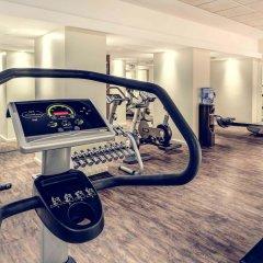 Отель Mercure Warszawa Grand фитнесс-зал фото 4