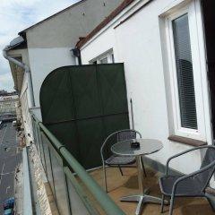 Отель Rezidence Davids балкон