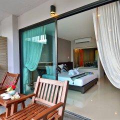 Отель Chaweng Noi Pool Villa Таиланд, Самуи - 2 отзыва об отеле, цены и фото номеров - забронировать отель Chaweng Noi Pool Villa онлайн балкон