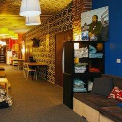 Dostoevsky Hostel гостиничный бар