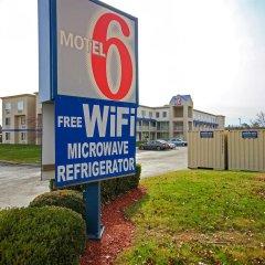 Отель Motel 6 Columbus West фото 2