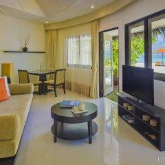 Отель Angsana Velavaru Мальдивы, Южный Ниланде Атолл - отзывы, цены и фото номеров - забронировать отель Angsana Velavaru онлайн Южный Ниланде Атолл  комната для гостей фото 3