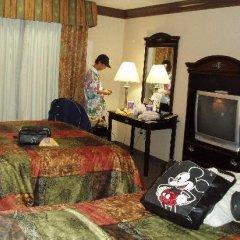 Отель Comfort Inn And Suites Near Universal Studios Лос-Анджелес детские мероприятия