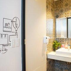 V Hostel Ханой ванная
