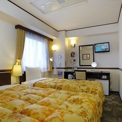 Отель Toyoko Inn Hakata-eki Minami комната для гостей фото 5