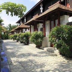 Отель Pavilion Samui Villas & Resort парковка