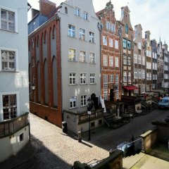 Отель Apartamenty VNS Польша, Гданьск - 1 отзыв об отеле, цены и фото номеров - забронировать отель Apartamenty VNS онлайн фото 24