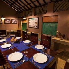 Отель Yala Villa Шри-Ланка, Тиссамахарама - отзывы, цены и фото номеров - забронировать отель Yala Villa онлайн питание