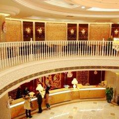 New Material Hotel интерьер отеля фото 3