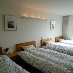 Отель Cafe&Pension SUOMI Морияма комната для гостей