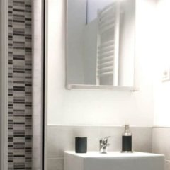 Отель FWS Forum Wellness Station Парма ванная