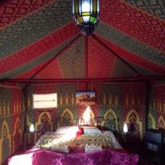 Отель Night Desert Camp Марокко, Мерзуга - отзывы, цены и фото номеров - забронировать отель Night Desert Camp онлайн комната для гостей фото 2