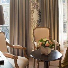 Hotel du Danube Saint Germain в номере