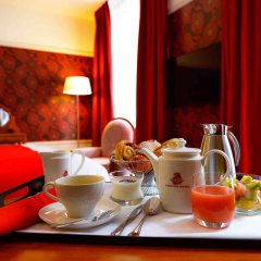 Hotel Carlton Lyon - MGallery By Sofitel в номере