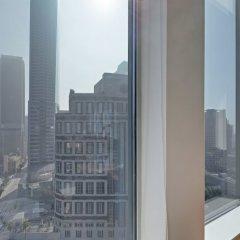 Отель Spacious Penthous @ 1010 Wilshire балкон