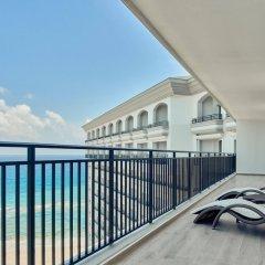 Отель JW Marriott Cancun Resort & Spa Мексика, Канкун - 8 отзывов об отеле, цены и фото номеров - забронировать отель JW Marriott Cancun Resort & Spa онлайн балкон