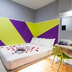Fragrance Hotel - Rose комната для гостей