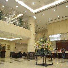 Отель Shanghai Airlines Travel Hotel Китай, Шанхай - 1 отзыв об отеле, цены и фото номеров - забронировать отель Shanghai Airlines Travel Hotel онлайн интерьер отеля фото 3