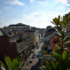 Отель Ostello Bello Grande Италия, Милан - 11 отзывов об отеле, цены и фото номеров - забронировать отель Ostello Bello Grande онлайн балкон