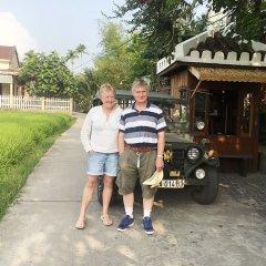 Отель Hoi An Chic городской автобус