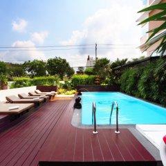 Отель Eastin Easy Siam Piman Бангкок бассейн фото 3
