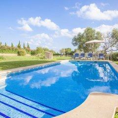 Отель Ca N'Andreu Испания, Коста-де-лос-Пинос - отзывы, цены и фото номеров - забронировать отель Ca N'Andreu онлайн бассейн