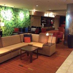 Отель Courtyard New York LaGuardia Airport США, Нью-Йорк - отзывы, цены и фото номеров - забронировать отель Courtyard New York LaGuardia Airport онлайн интерьер отеля фото 2