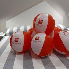 Отель Aurea Италия, Римини - отзывы, цены и фото номеров - забронировать отель Aurea онлайн ванная