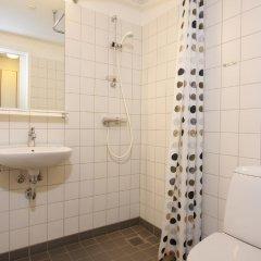 Отель Danhostel Fredericia Фредерисия ванная