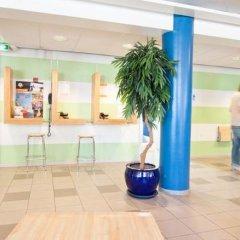 Отель Eurohostel фитнесс-зал