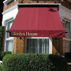 Отель Glenlyn Apartments Великобритания, Лондон - отзывы, цены и фото номеров - забронировать отель Glenlyn Apartments онлайн вид на фасад фото 4